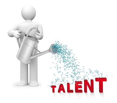 talent behouden en aantrekken